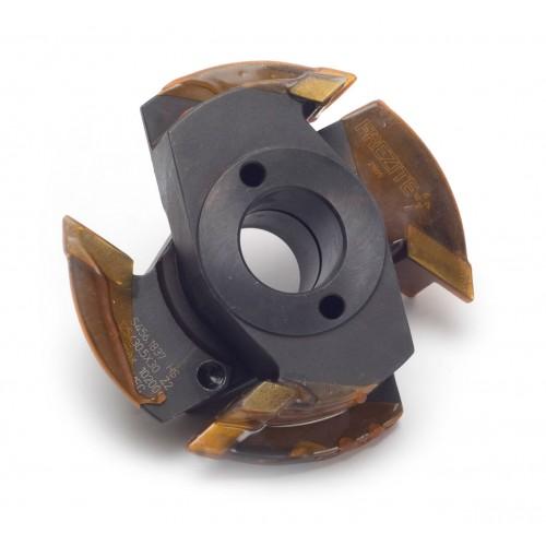 Lõikepeakomplekt soone lõikamiseks D=125mm