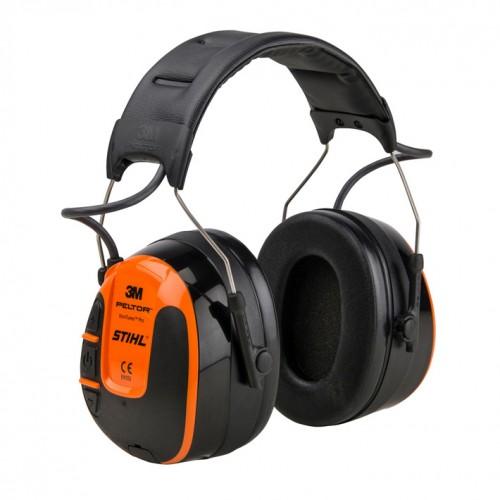 Kõrvaklapid raadioga