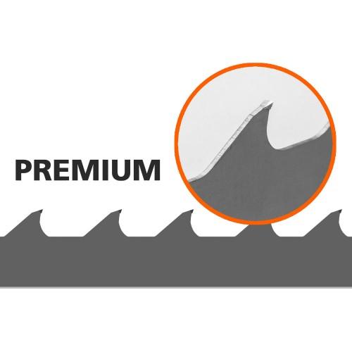 1 Lintsaelint (Premium) saeraamile B751, Pikkus: 3843 mm, Laius:34 mm