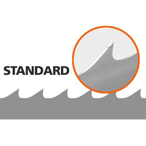 5 lintsaelinti LM, Pikkus: 3660 mm,  Laius:32 mm