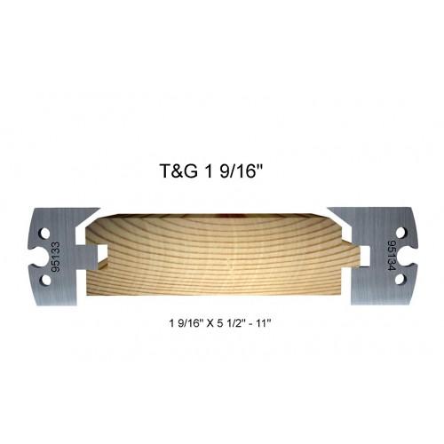 "T&G 1 9/16"""